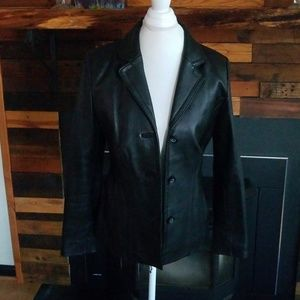 Gorgeous Buttery Soft Leather Jacket